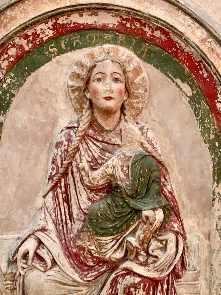 Maria in der Liebfrauenkirche, Halberstadt