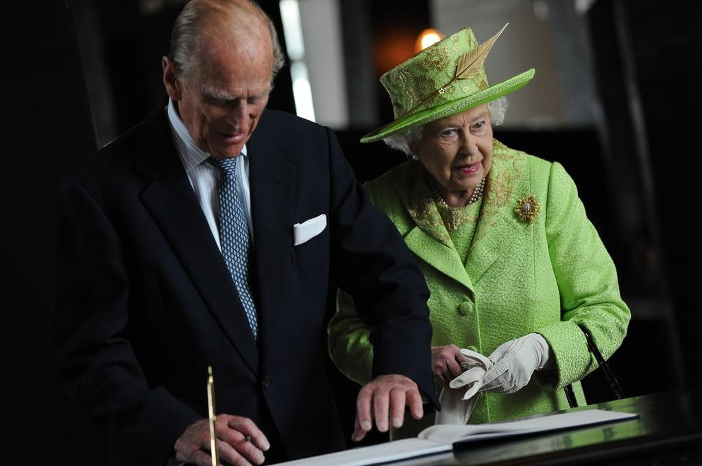 Ungleichheit in der Ehe - Prinz Philip und die Queen