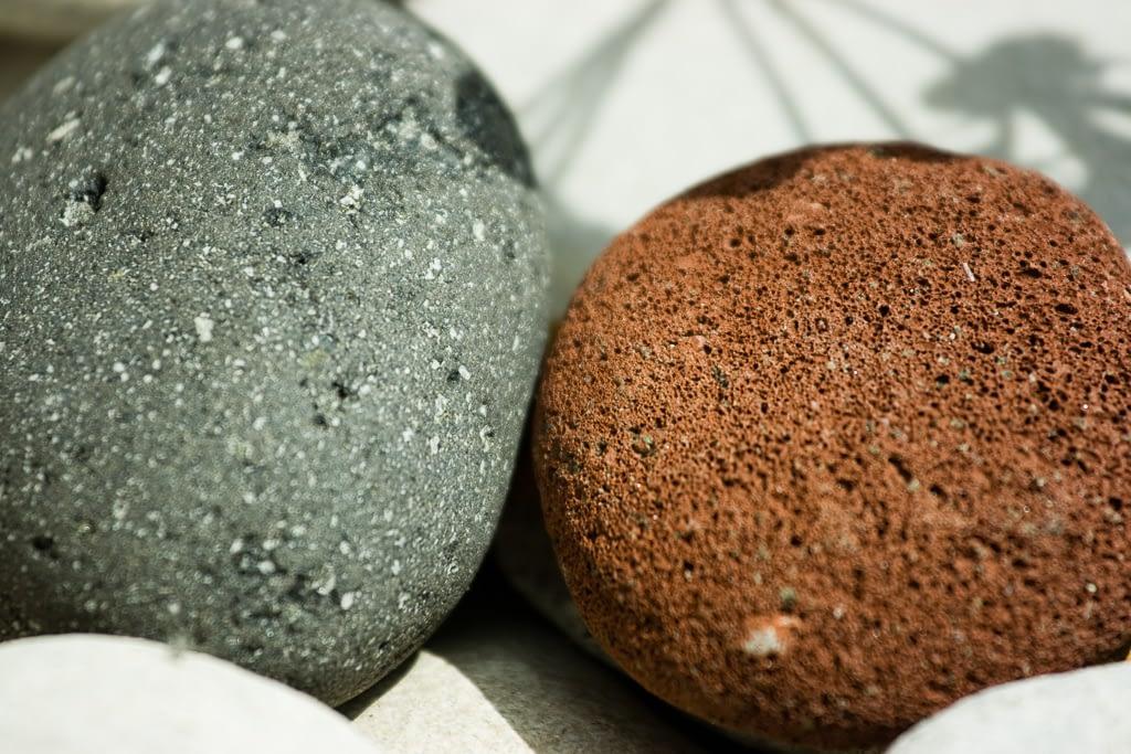 Beide haben recht: zwei Steine