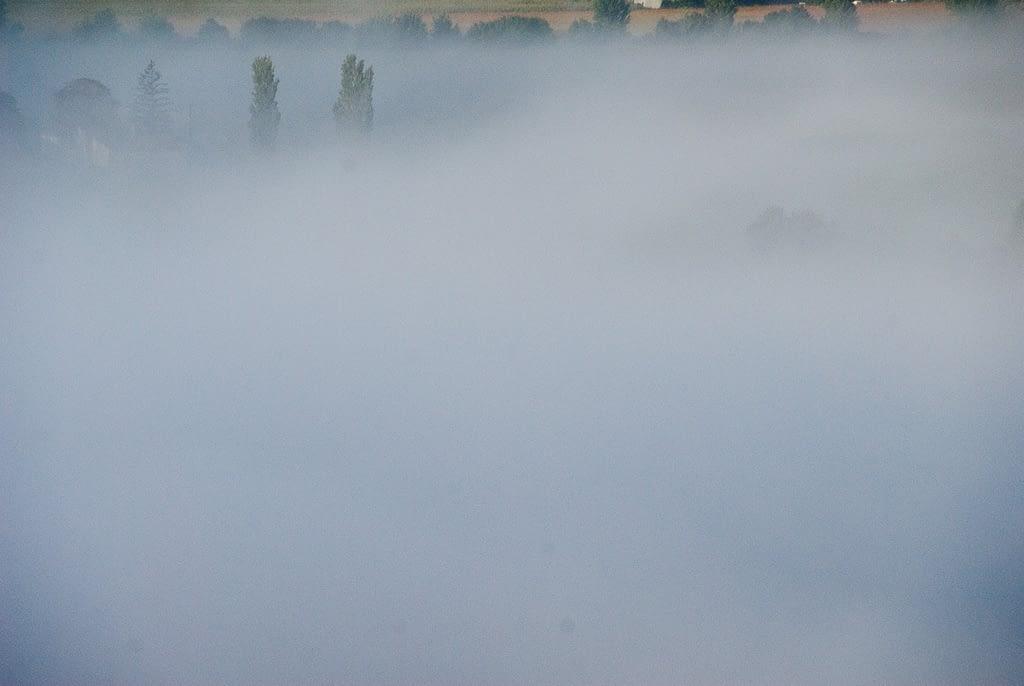 Immer dieser Nebel