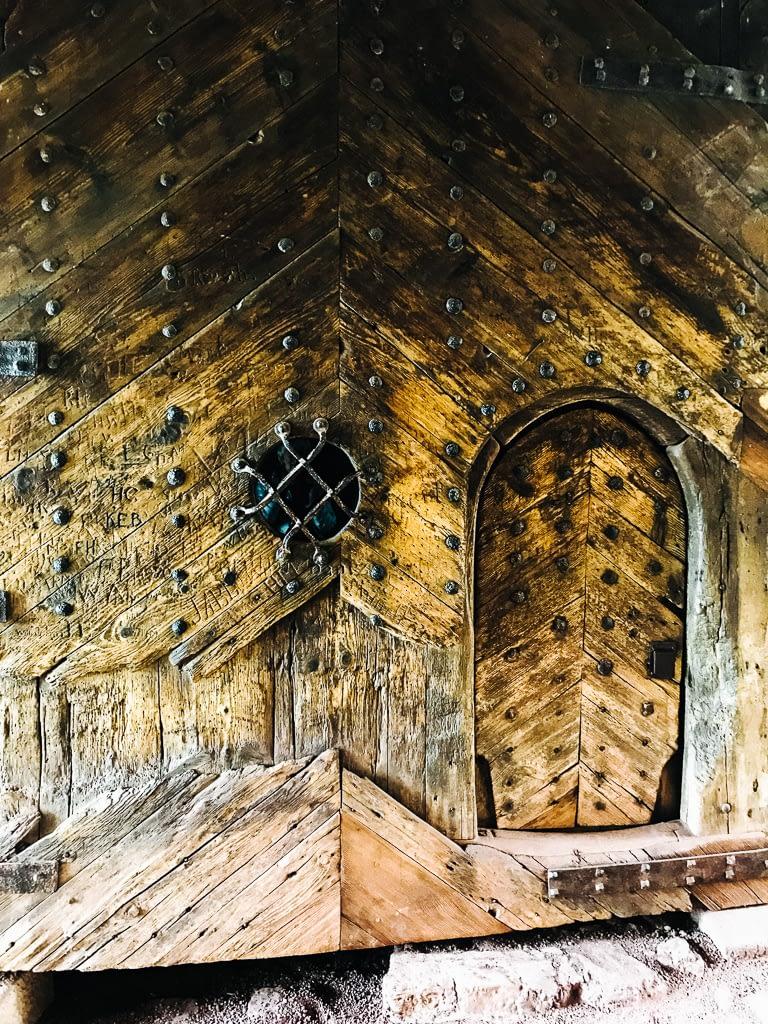 Eingangstor zur Wartburg